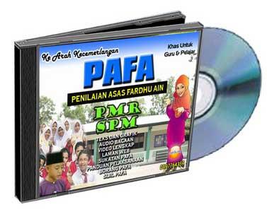 Lengkap dengan semua topik mengikut sukatan PAFA PMR/SPM